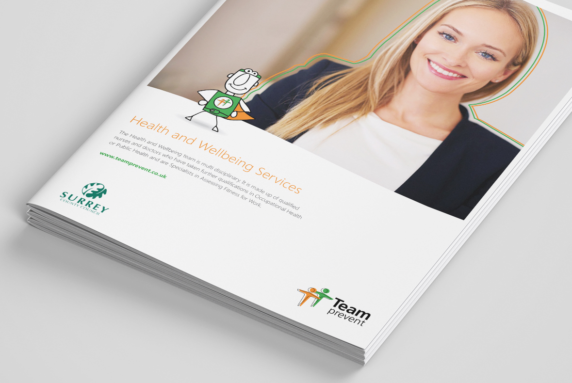Team Prevent 8 page Brochure