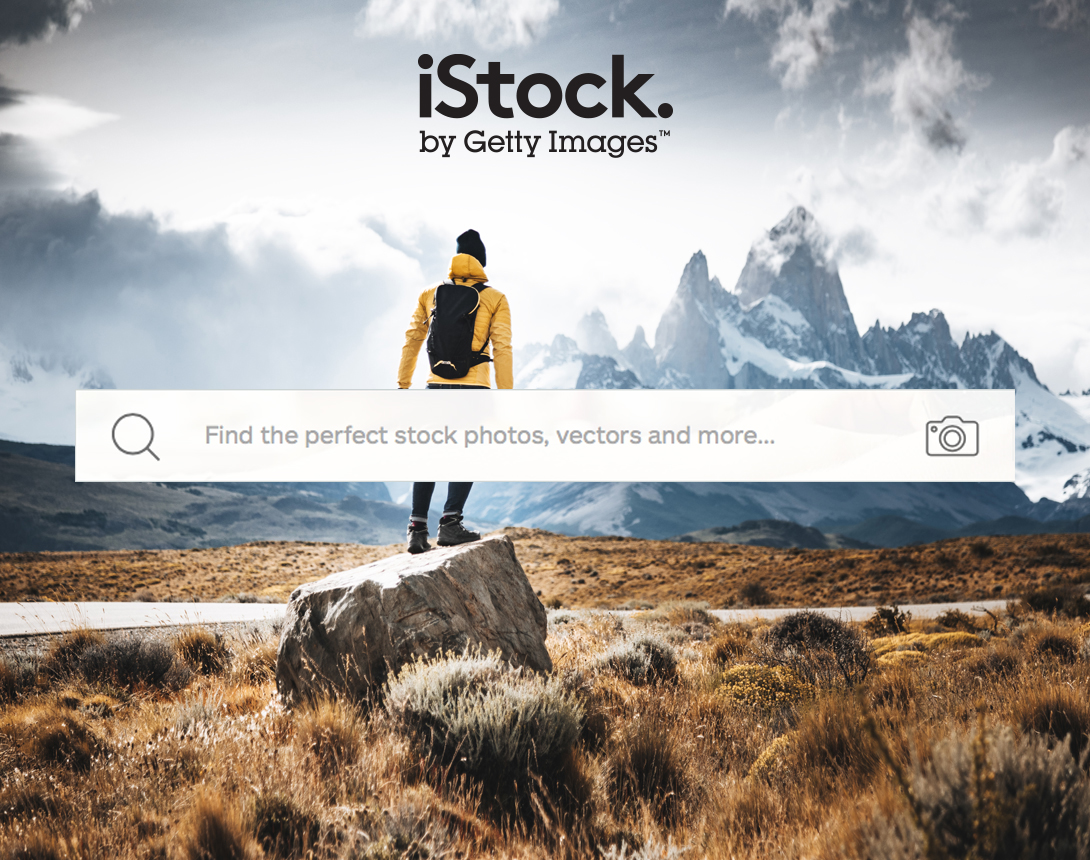 iStock Images For Your Brochure